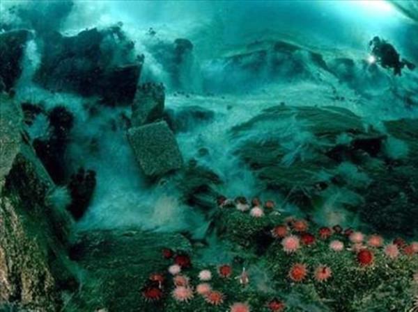 海洋知识探秘—神秘的海底瀑布 - 救救大自然环保节能